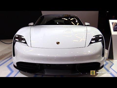 2020 Porsche Taycan Turbo S - Exterior Interior Walkaround - 2020 Montreal Auto Show
