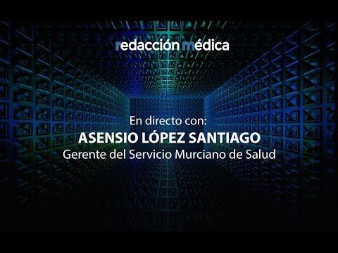 Encuentro digital con Asensio López Santiago