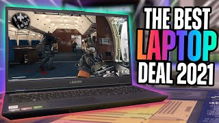 The BEST Gaming Laptop Deal of 2021