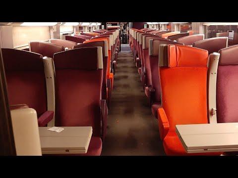 Trip Report Paris To Lausanne By TGV Lyria High Speed Train