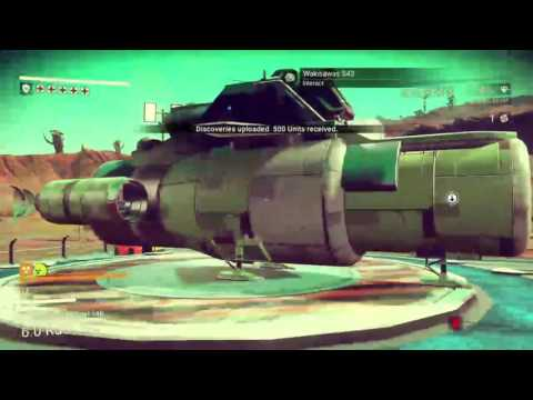 Exploring the endless worlds of No Man's Sky