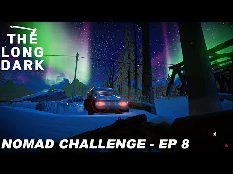 The Long Dark Wintermute Nomad Challenge EP 8 - Aurora At the Rural Store