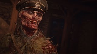 COD WW2 Zombies GAMEPLAY - Segunda Partida(Ronda 18)- Call of Duty ZOMBIES WW2!