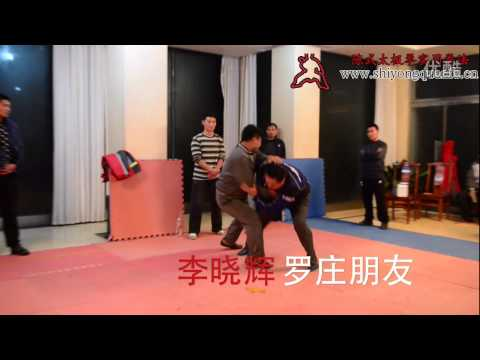 Li Xiaohui vs challenger from Linyi