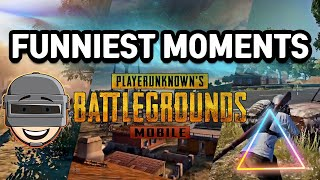 TOP 100 FUNNIEST MOMENTS IN PUBG MOBILE