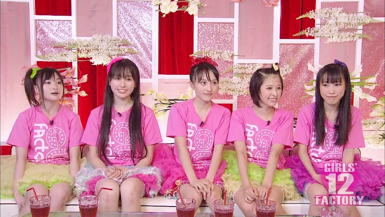 GIRLS' FACTORY 12 まゆゆともも...