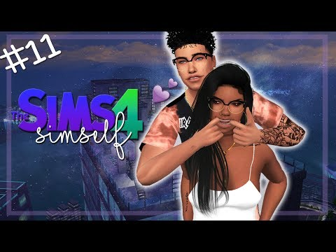 DATE NIGHT 💕 | LET'S PLAY THE SIMS 4 | SIMSELF | Part #11