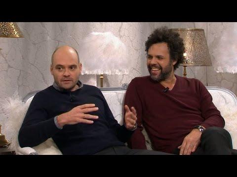 Den klassiska boken Gentlemen blir film - Malou Efter tio (TV4)