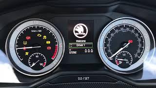 171 Skoda Superb Sportline 2.0TDi 150PS Review