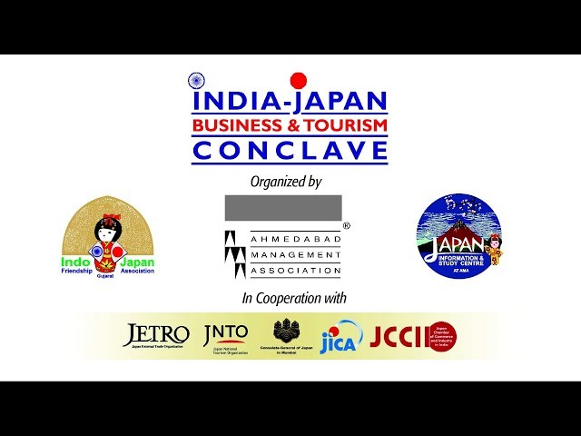 """India-Japan Business Ties: Sharing Recipes for Success"" August 31, 2019"