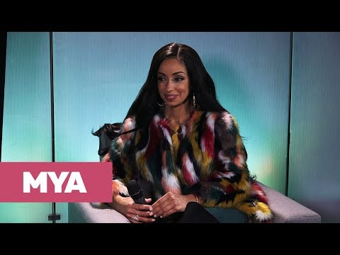 Mya On Sculpting Her Body, Dating In The Industry, & New Music