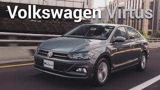 Volkswagen Virtus 2020 - ¿Realmente vale la pena? | Autocosmos Video
