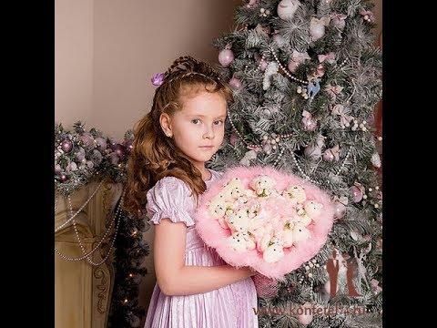 ЧТО ПОДАРИТЬ РЕБЕНКУ НА НОВЫЙ ГОД??? Подарите букет из мягких игрушек и конфет!!!