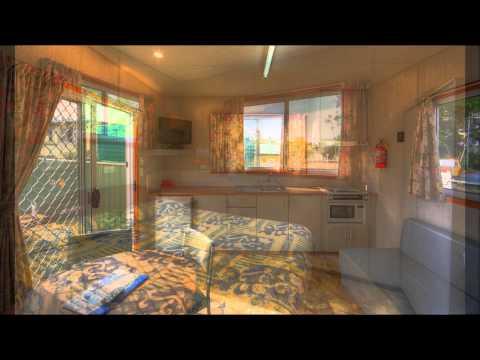 Cooma Snowy Mountains Tourist Park - Ensuite Cabins - Floorplan 1