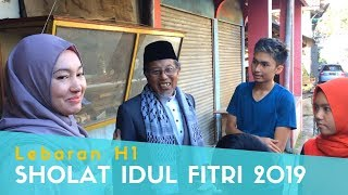 [5.71 MB] Sholat Idul Fitri 2019 | Vlog si Kepompong