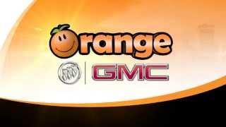 "Orange Buick GMC ""Experience Buick"""