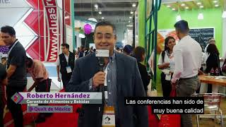 Food Tech Summit y Food Pack Summit - FTS & Expo México 2018