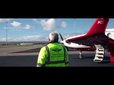 RFDS Join the Team - Pilots - Matthew's story