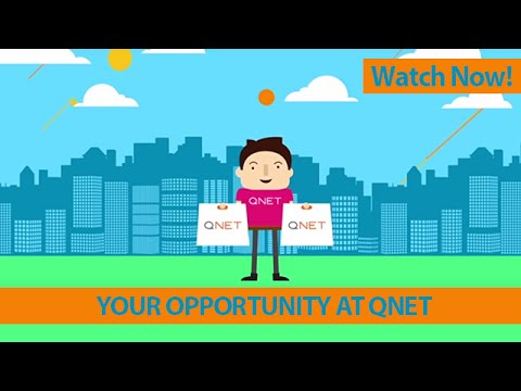 Your Opportunity at QNET