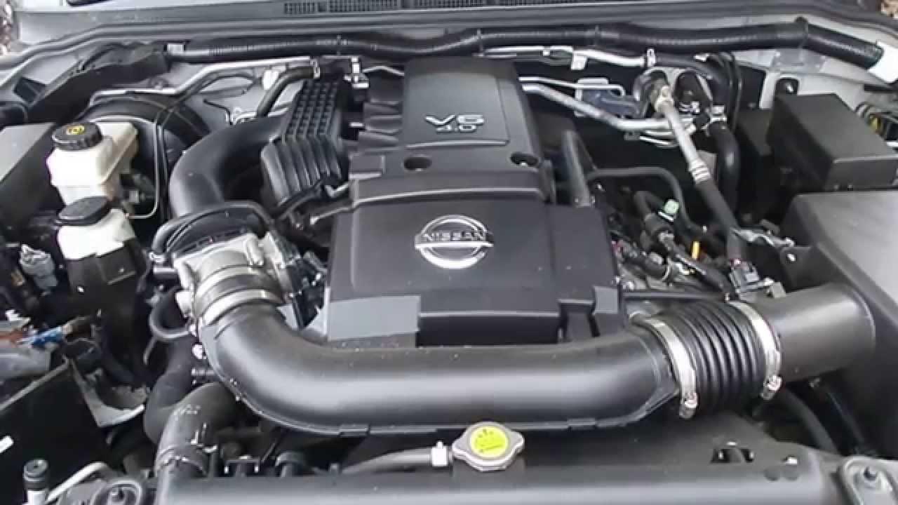 2006 Nissan Pathfinder Engine Diagram Trailer 7 Pin Wiring Wrecking 4 0 C15216 Youtube
