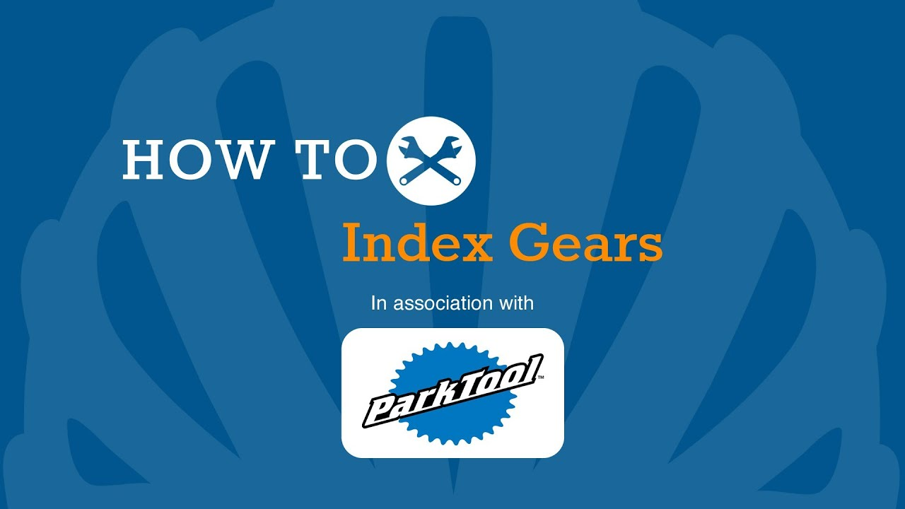 How To Index Gears