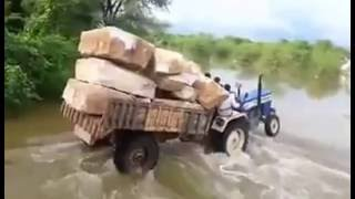 How to take Risk with Tractor in india