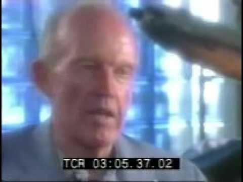 Astronaut Gordon Cooper On Time Travel Teleportation & Human Looking Aliens Work Our Scientists