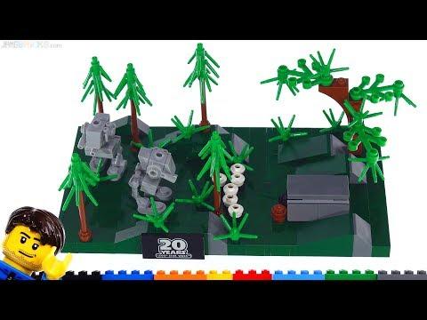 LEGO Star Wars Battle of Endor promo set review! 40362