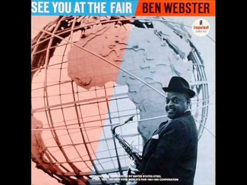 ben webster while we re dancing