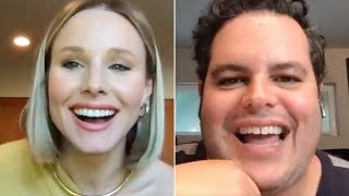 Download lagu Kristen Bell And Josh Gad Take The BFF Test