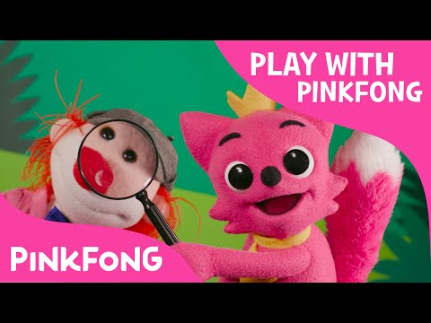 Did You Ever See My Tail? | PINKFONG & Mr. Clown | Animal Songs | PINKFONG Songs for Children