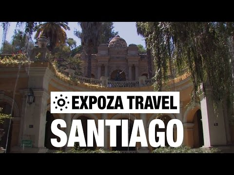 Santiago De Chile Vacation Travel Video Guide