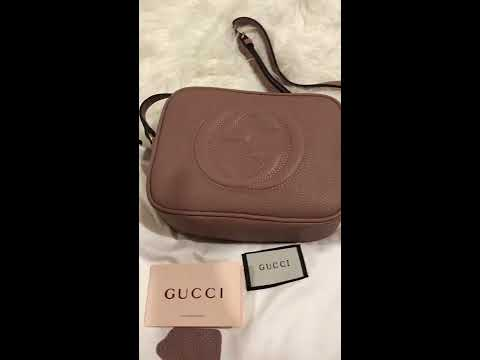 GUCCI soho disco bag - JOY REPLICA REVIEW