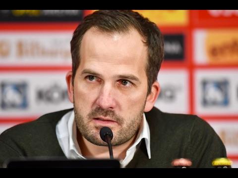 16/17 // Interviews & PK // Niederlage in Mainz