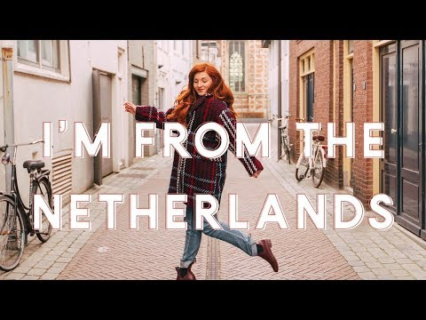 My Hometown in the Netherlands! Travel Blog