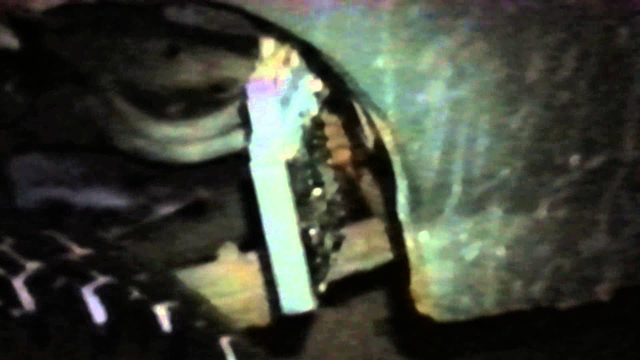 1990 F250 73l Idi E4od Broken Teca Tcm Eec Module Youtube E40d Transmission Wiring Diagram 1993