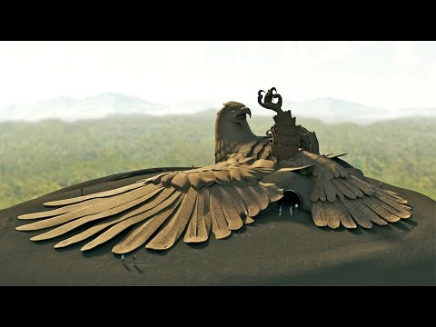 Jatayu Nature Park A new Tourist Destination in Kerala