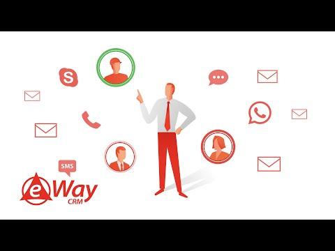 Customer Management in eWay-CRM
