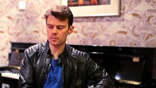 Jersey Boys London - Matt Wycliffe on playing Bob Gaudio