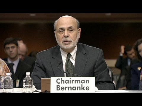 Bernanke says Fed stimulus continues for now - economy