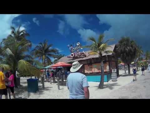 Scenes from Disney's Castaway Cay (HD)