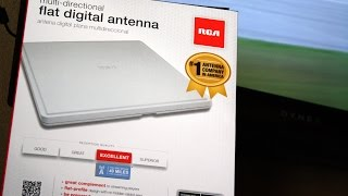 RCA Digital Antenna Review & Demo