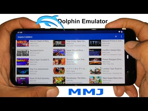 Step By Step - How To Play Game With Dolphin MMJ Emulator On Android Smartphone