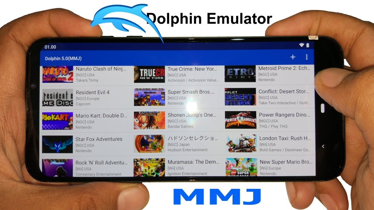 Step By Step How To Play Game With Dolphin Mmj Emulator On