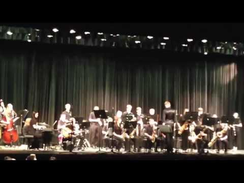 Union Vale Middle School Jazz Band -- Tastes Like Chicken