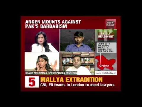 To The Point : Will India Avenge The Mutilation Of Army Jawans ?