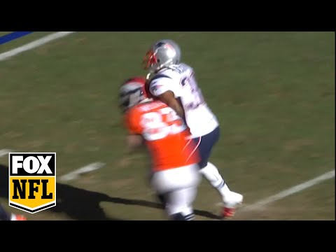 Wes Welker's hit on Aqib Talib illegal but not malicious