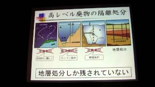 広瀬隆&小出裕章講演会 22déc2012