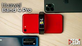 Huawei Band 4 Pro или Xiaomi Mi Band 5? Полный обзор фитнес трекера Huawei Band 4 Pro с GPS!