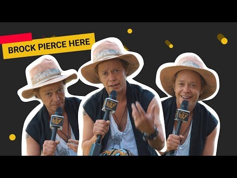 Convert your dollars into cryptocurrencies now!  Brock Pierce with The Cointelegraph